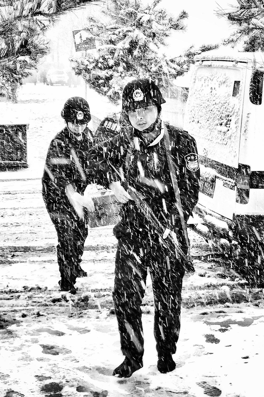 《雪中押韵》冯桦148228.jpg
