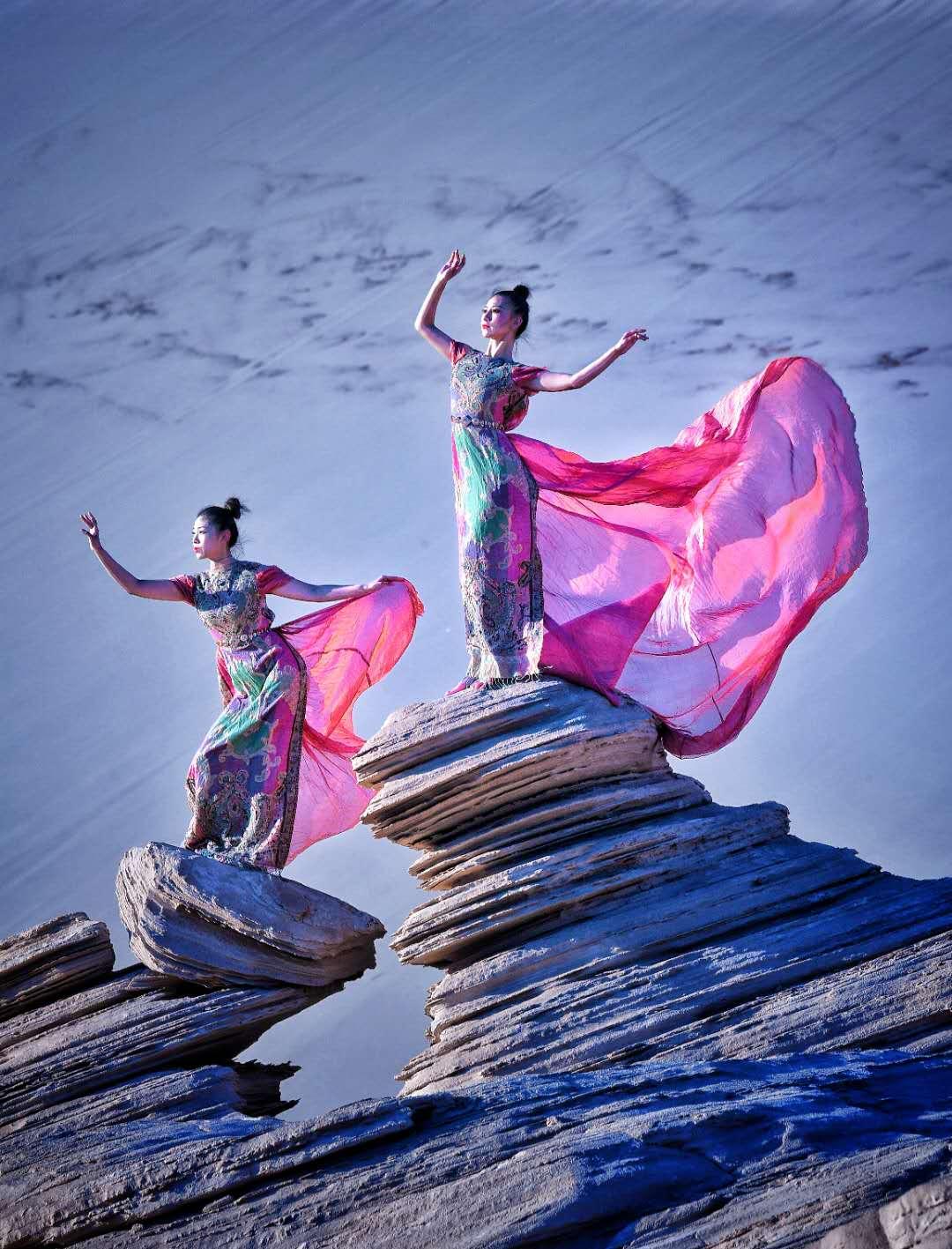 ⑥群 山东-孙良刚 《梦回楼兰》 Nikon.jpg