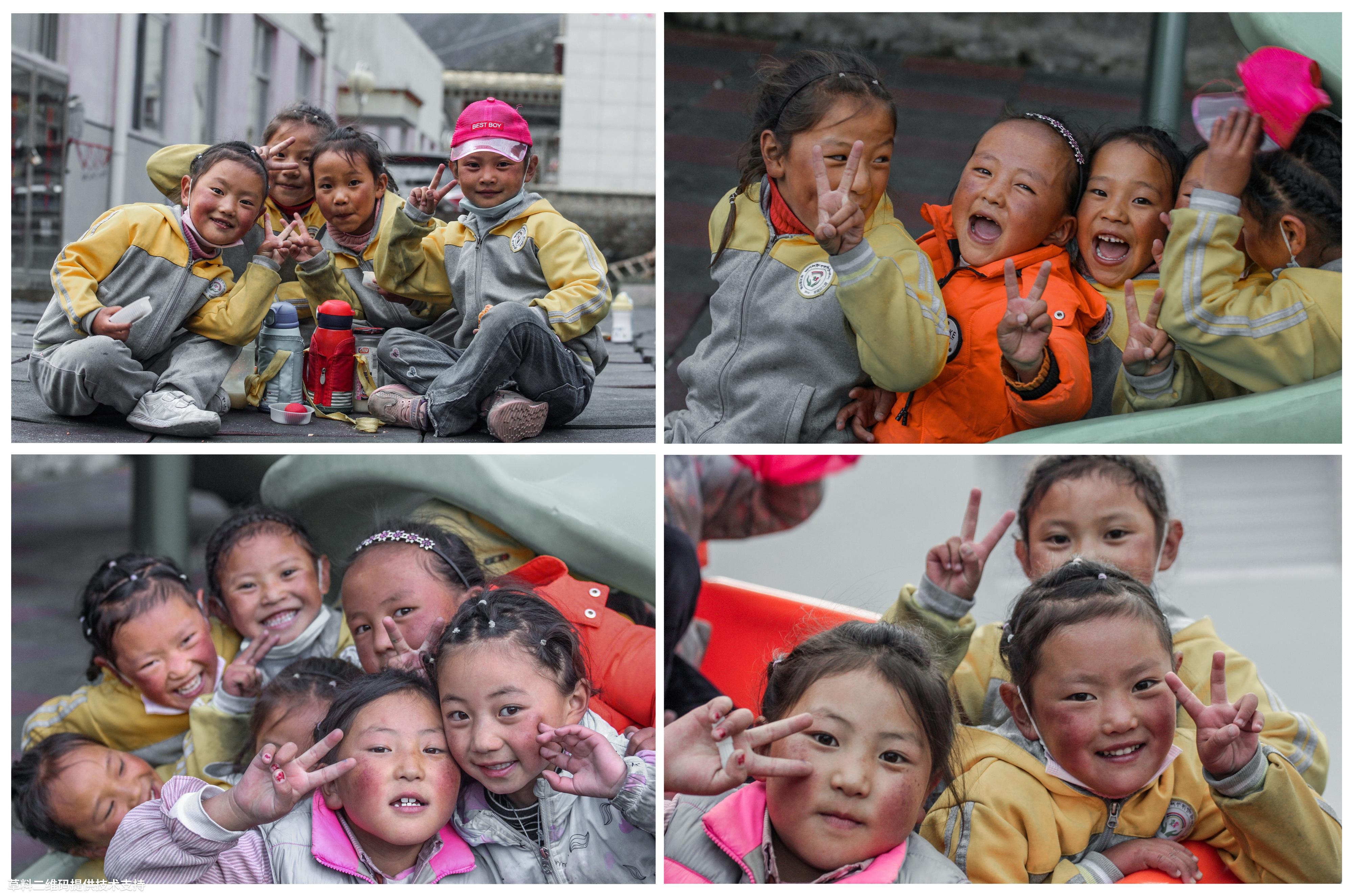 格桑伦珠《童年的合影》Canon,生长在高原偏僻地带的小孩、每次拿起相机拍他们的时候一直以羞涩而又天真无邪的笑容打动着拍客的心。说实话,对于一个拍客而言,这种的笑容是多么纯真而温馨。愿看到照片的所有人都能感受到温暖。.jpg