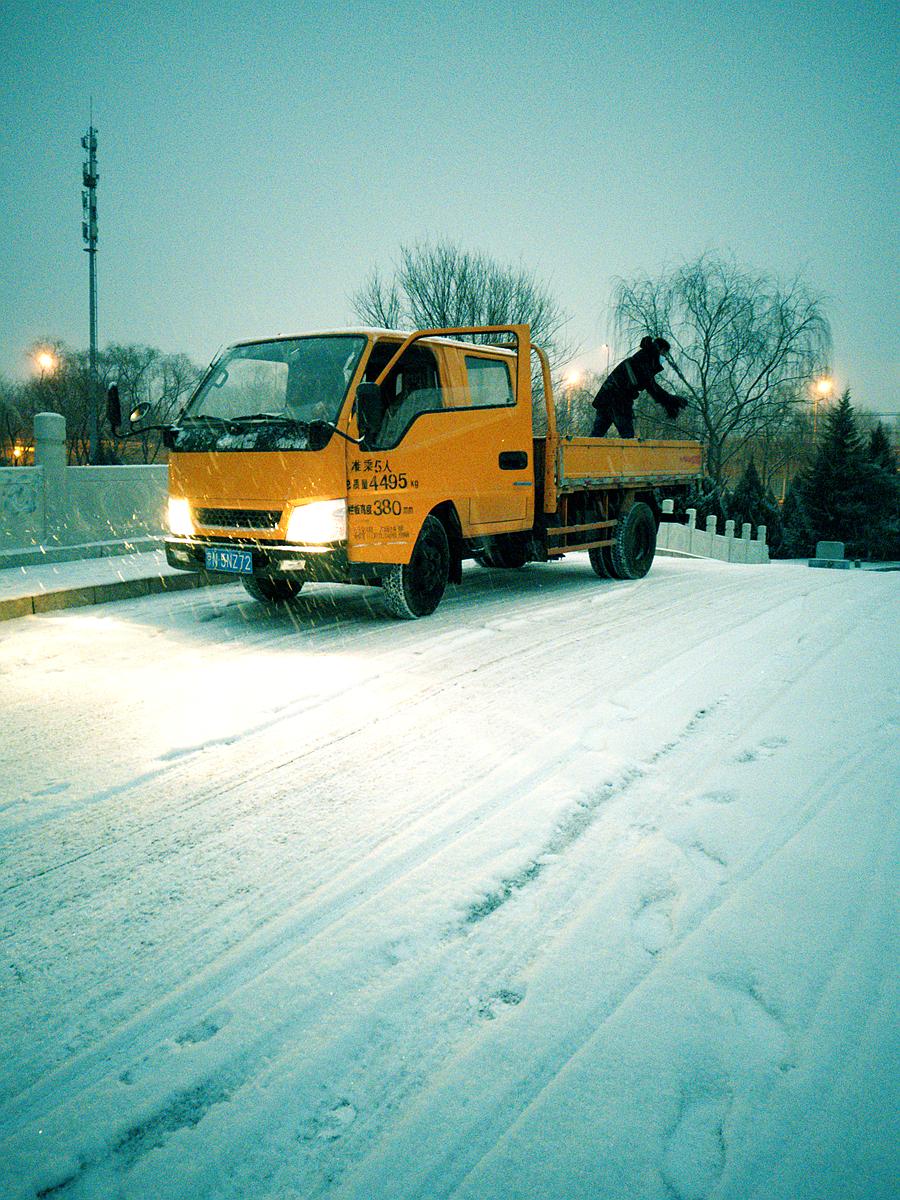 北京-李春涛 《融雪作业》 HUAWEI.jpg